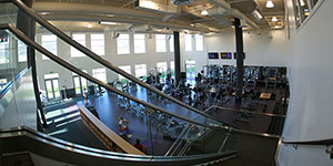 Cal Lu Fitness Center