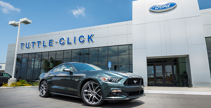 Tuttle Click Ford >> Tuttle Click Ford Lincoln